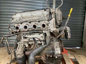 KIA SORENTO 2002 - 2009 06 MK1 2.5 CRDI DIESEL ENGINE D4CB WITH INJECTORS & PUMP