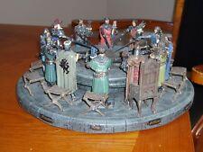 King Arthur & Knights around Round Table