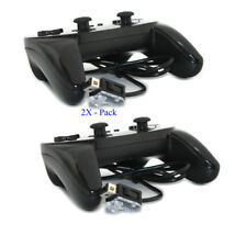 Pro Classic Game Controller Pad Console Joypad For Nintendo Wii Remote 2-PACK