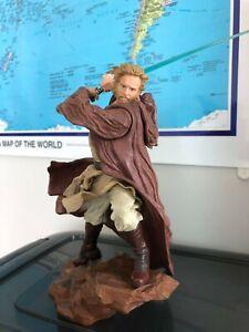 Star Wars Unleashed Obi-Wan Kenobi  AOTC Loose