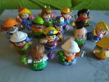 Mattel Little People Figuren