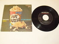 "HOT BUTTER ""POP CORN"" disco 45 giri MUSICOR 1972 Ita ELECTRONIC"