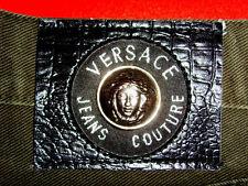 Versace vaqueros de diseño Italy w31 l30 W 31 l 30 nuevo!!! top!!!