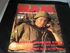 Nam The Vietnam Experience 1965/1975 Orbis Softbacks - Issue 29: Once a Warrior