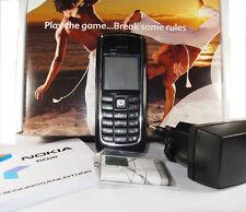 Nokia 6021 - Schwarz  (Ohne Simlock) Handy    ...:::NEUWARE:::...