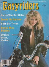 *RARE* EASYRIDERS JULY 1983 MAGAZINE CUSTOM CHOPPER & HARLEY DAVIDSON