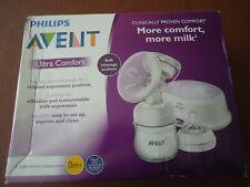 Philips Avent Ultra Comfort Single Electric Breast Pump SCF332/31 - NEW