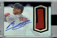MLB Card 2018 Rafael Devers TOPPS DYNASTY Rookie Auto Patches 10/10 Red Sox