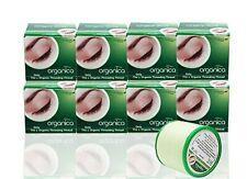 Eyebrow Threading 8 Spool Organica Organic 100% Cotton Thread Hair Remover