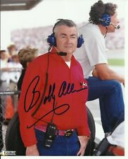 Bobby Allison hand-signed 8 x 10 color photo-NASCAR