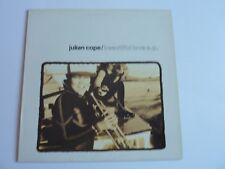 "JULIAN COPE BEAUTIFUL LOVE EP 12"" SINGLE EXCELLENT CONDITION"