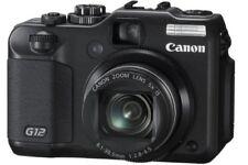 Canon Digital Camera Powershot G12 Psg12 1000 Million Pixels 5X Optical