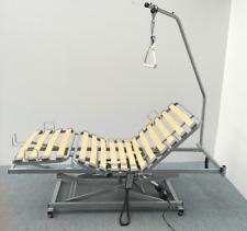 INKL. AUFBAU!!! NEUWARE Einlegerahmen 90/100x190/200 Krankenbett Pflegebett