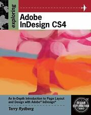 Exploring Adobe Indesign CS4 by Rydberg, Terry