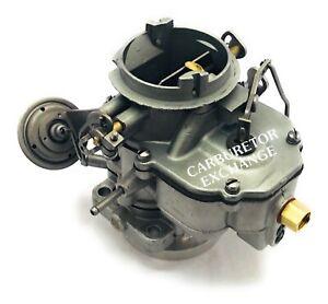 1966~1969 Dodge Remanufactured Carter BBD 2 Barrel Carburetor 318 Engine
