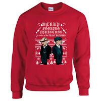 Peaky Blinders Inspired Ugly Christmas Jumper/SweatShirt/Hoodie.