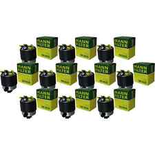 10x MANN-FILTER Kraftstofffilter Fuel Filter WK 9026
