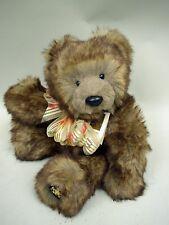 "15"" Burke the Bear by Treadle Bears of Vermont - Barbara McClean 2000"