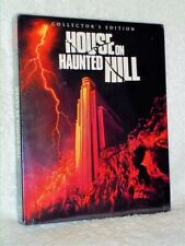 House On Haunted Hill [1999] (Blu-ray 2019 Collectors Edtn) Taye Diggs SLIPCOVER