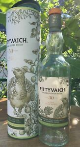 PITTYVAICH -SINGLE MALT SCOTCH WHISKY- SPECIAL RELEASE 2020- leere Flasche +TUBE