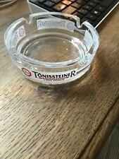 Tonissteiner asbak cendrier ashtray glass new l'eau vivante het levend water
