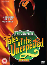 Tales of the Unexpected: The Complete Series DVD (2018) Joan Collins cert 12 19