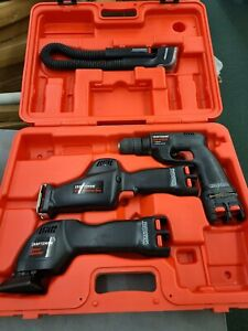 Craftsman Versapak Interchangeable Battery System