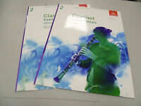ABRSM Clarinet Exam Pieces 2014 - 2017 - Grade 2,3,4,5,6,7 & 8