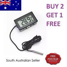LCD Digital Temperature Thermometer Fridge Freezer Fish Tank Aquarium AU SELLER