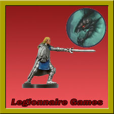 D&D Miniatures UNHALLOWED 04/60 Devotee of the Silver Flame w/ Card : Pathfinder