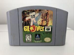 Glover (Nintendo 64, 1998)