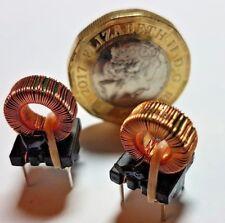 2 X Transformadores Corriente 12.7mH (+/-30%), bobinas, bobinados, Toro