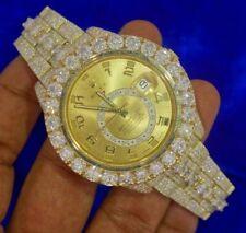 Rolex Sky Dweller Gold Watch 326938 VS1 3253 Diamonds 38 Cts Celebrity Style