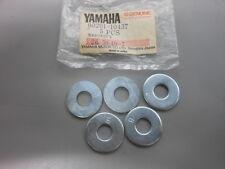 NOS 64-65 Yamaha YJ1 64-68 YJ2 67 YR1 Wahser Plate Qty 5 90201-10437