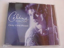 Celine Dion:  Only One Road  CD Single  NM