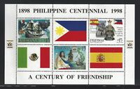Philippines #2539b MNH S/S CV$6.00 Philippine Independence S/S