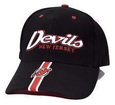 New Jersey Devils Twins Enterprise NHL Team Coordinator Hockey Logo Cap Hat