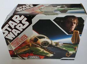Anakin Skywalker's Starfighter 2007 STAR WARS 30th - NRFB