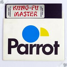 COMMODORE 64 C64 APPLE II KUNG-FU MASTER 5.25 FLOPPY DISK VINTAGE GAME DATA EAST