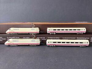 """Märklin 8871 Spur Z Zugset ICE """" Inter City Express """" DB (BD18-120R7/14)"""
