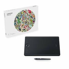 Wacom Intuos Pro Digital Graphic Drawing Tablet for Mac or PC, Medium, (PTH66...