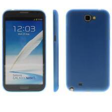 Para Samsung note 2/n7100 funda TPU/cover/bumper funda// color azul