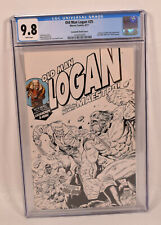 Old Man Logan 25 Marvel 2017 CGC 9.8 Tom Grummett Incredible Hulk 181 Sketch