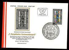 Austria 1984 European Antomists Congress FDC #C10680
