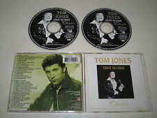 TOM JONES/THIS IS TOM JONES(SNAPPER MUSIC SMD CD 202) 2XCD ALBUM