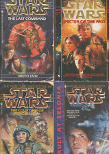 Star Wars 4 books ~Aus Seller~Fast n Free