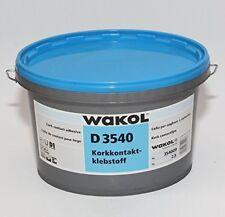 Wakol D3540 Cork Floor Tile Wall Glue Contact Adhesive 2.5 kg