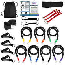 """FitCord """"BRUTE"""" Body Sculpting Band Load Kit. American Made. Lifetime Warranty."""