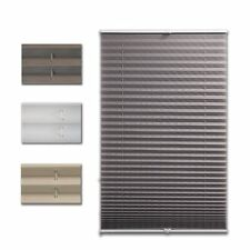Plissee für Fenster und Türen ohne Bohren Rollo Jalousie