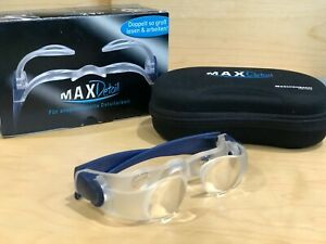 New Eschenbach Max Detail 2X Magnification Low Vision Eyewear Germany